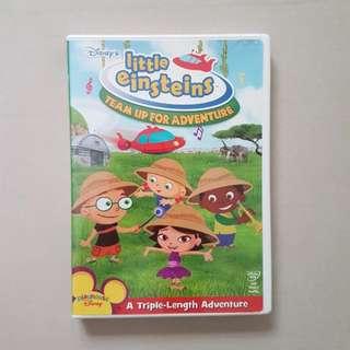 Disney's Little Einsteins Team Up For Adventure, DVD, Kids