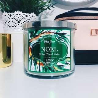 Bath & Body Works Noel 3-Wick Candle