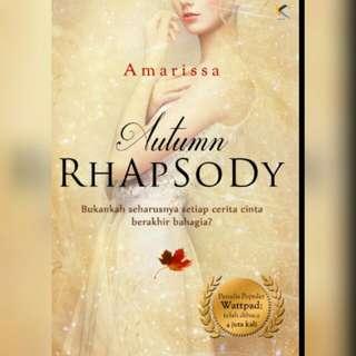Ebook Autumn Rhapsody