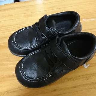 🚚 男童 黑皮鞋 鞋底20公分 尺寸29