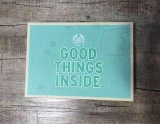 The Body Shop Green Tea Giftbox
