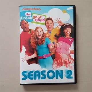 Nickelodeon The Fresh Beat Band Season 2, DVD, Kids