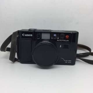Canon camera display