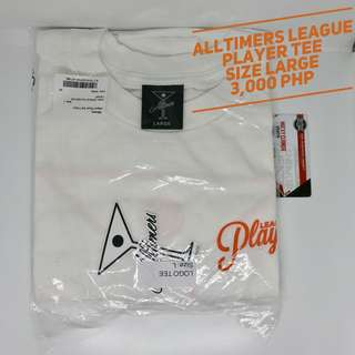 ALLTIMERS LEAGUE PLAYER S/S TEE