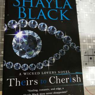 Theirs To Cherish by Shayla Black