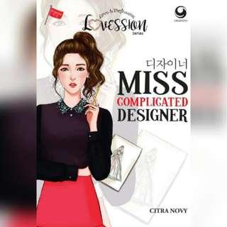 Ebook Miss Complicated Designer