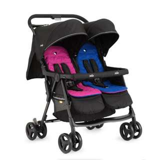 Joie Twin/ Double stroller