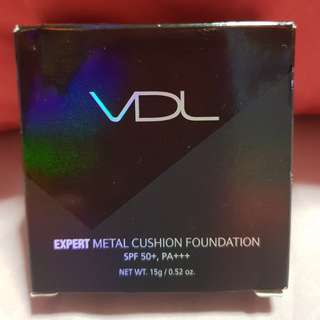 VDL Expert Metal Cushion Foundation - A203