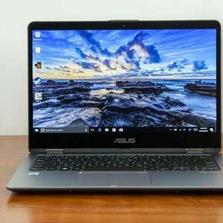 Laptop Asus Vivobook TP410UR Ci7
