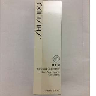 Shiseido Ibuki Softening Concentrate 150 mL