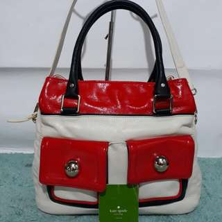 Authentic Kate Spade 2way bag