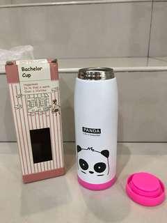 Panda hot pink