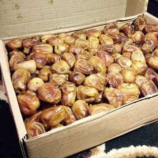 Kurma Sukkari (Saudi) Al Qasseem 3kg