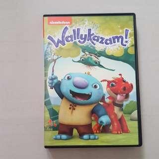 Nickelodeon Wallykazam!, DVD, Kids