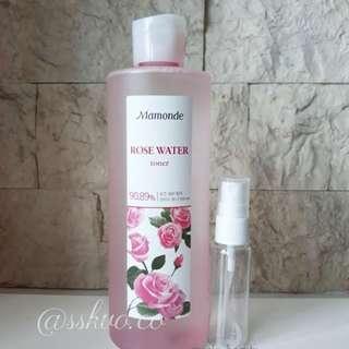 MAMONDE ROSE WATER TONER [SHARE IN JAR 20ML]