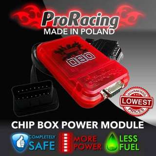 original proracing chip obd2