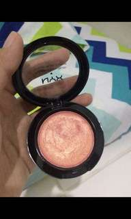 Nyx cream blush on