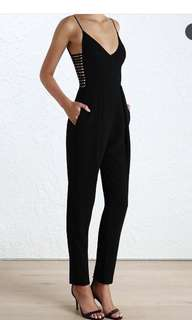 Zimmerman Jumpsuit Black