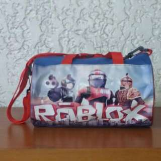 Roblox (Online App) Shoulder Or Carry On Bag For Kids