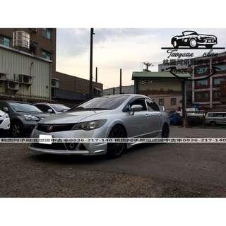 【FB搜尋桃園阿承】本田 超人氣CIVIC K12 2012年 1.8 銀色 二手車 中古車