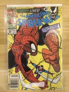 Marvel The Amazing Spider-Man #345