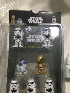 Star Wars mini mania