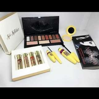 Paket hemat makeup kylie