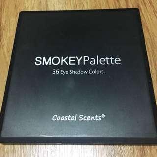 Coastal Scents Smokey Palette