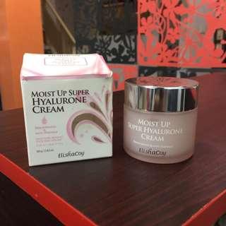 Moist Up Super Hyalurone Cream