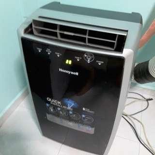 Honeywell Portable Aircon MN10CES good condition 10000BTU