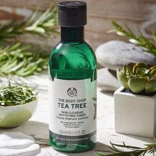 Tea Tree Tonner The Body Shop 60ml