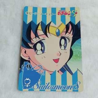 美少女戰士 白咭 No. 198 Bandai 1994