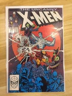 Marvel The Uncanny X-Men #229