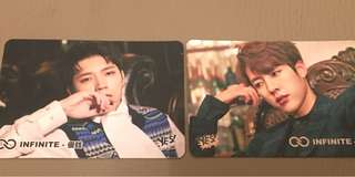 Infinite Yescard 每張$2