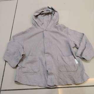 Combi Mini Hooded Shirt (1-2y)