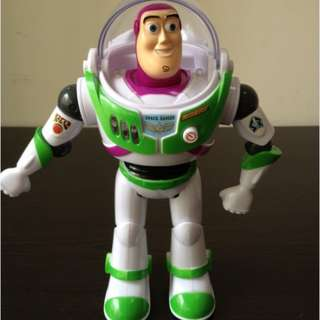 TOY STORY 4 Buzz Lightyear - Can Walk and with Sound+Light