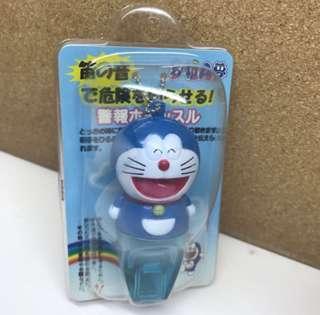 🚚 小叮噹 哆啦A夢哨子 吊飾 鑰匙圈 (日本購入)