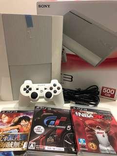 🚚 PS3 主機500G