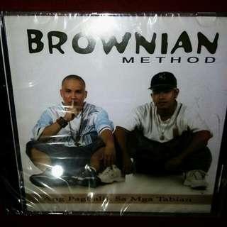 Brownian Method-Ang Pagbalik sa mga Tabian CD