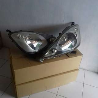 Head lamp Honda Jazz