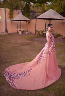 DEBUT/PROM GOWN