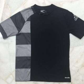 Adidas Boys Climalite Jersey (Size Boys M) for 11-12Y