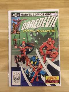 Marvel Daredevil #174