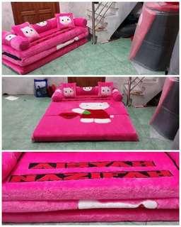 Sofabed rasfur