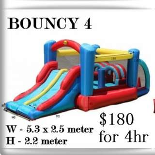 Bouncing Castle for REnt