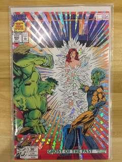 Marvel Incredible Hulk #400