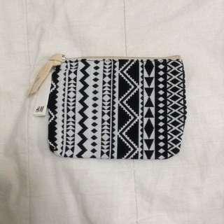 H&M Aztec Pouch