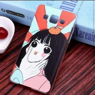 Samsung 三星 A8 手機殼
