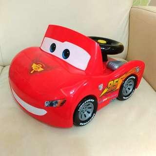 正牌McQueen麥坤兒童模擬駕駛艙