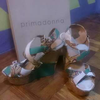 Primadonna Wedge Shoes